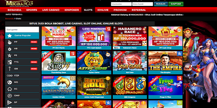 Play The Best Live Casino Games At Mansion Casino UK Slot